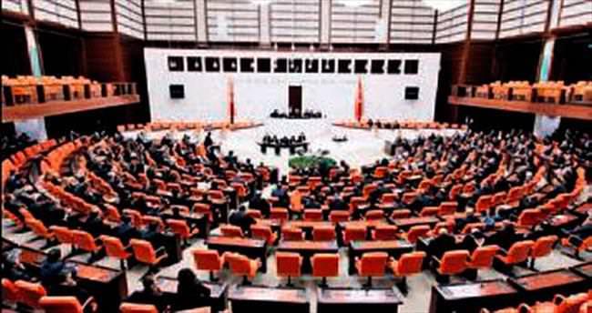 Geçici bütçeye Meclis'ten onay