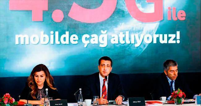 Vodafone'dan dijital dönüşüme 5 milyar TL