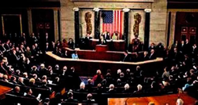 ABD Meclisi'nden torba bütçeye onay