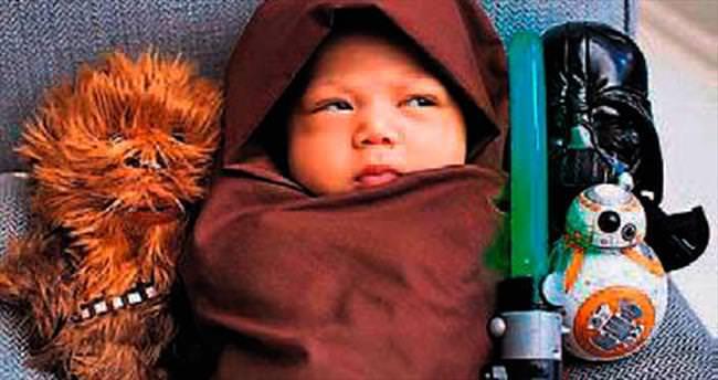 Zuckerberg'in kızı Jedi oldu
