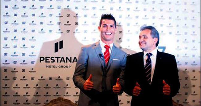 Ronaldo Otel'e hoş geldiniz!