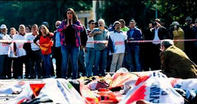 Ankara ve Suruç DAEŞ eylemi