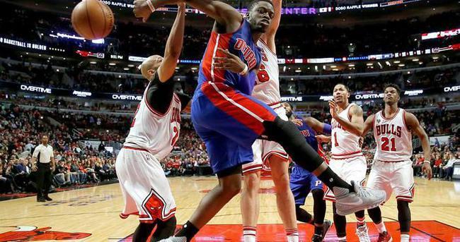 Pistons, 4'üncü uzatmada kazandı