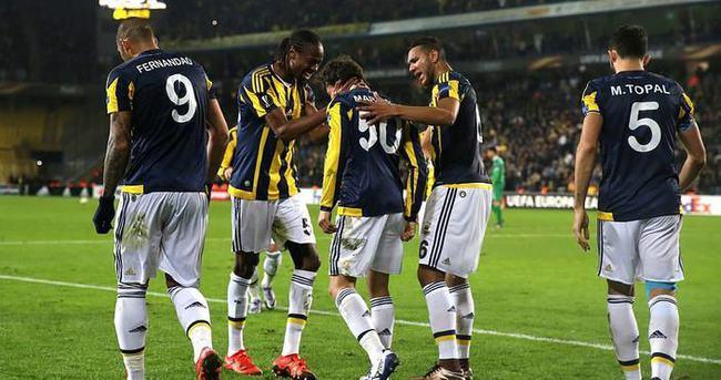 Fenerbahçe'de maç kadrosu açıklandı