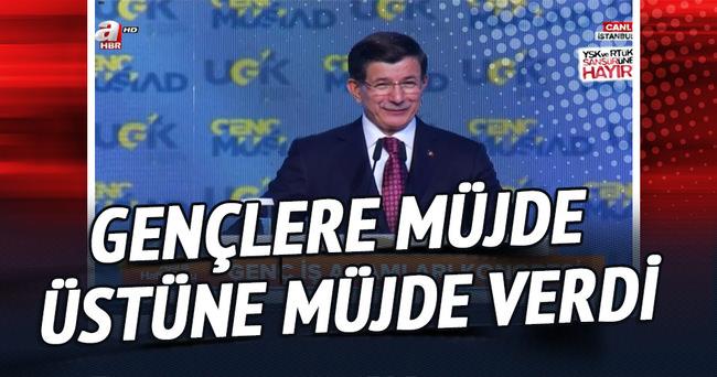 Başbakan Davutoğlu: 'Her komployu denediler, olmadı'