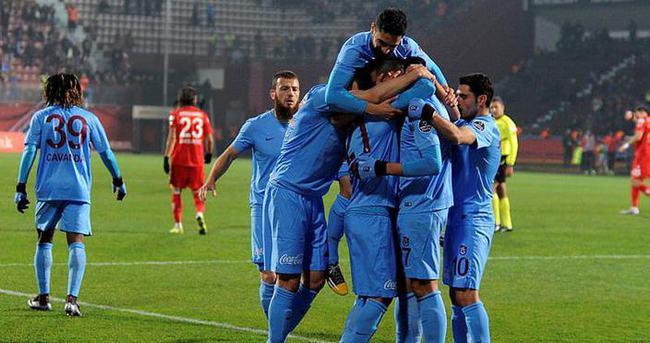 Avni Aker'de Antalyaspor'a geçit yok