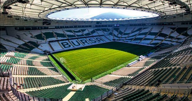 Timsah Arena'ya Erdoğanlı açılış