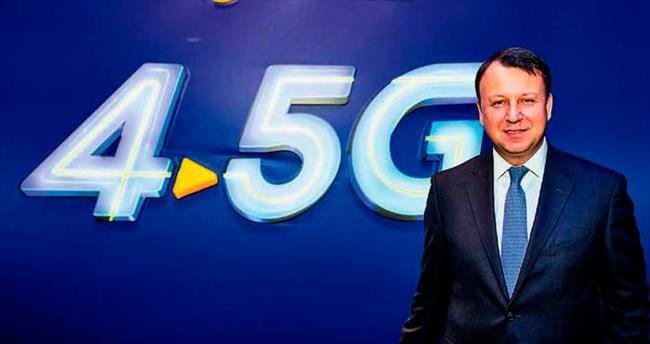 Turkcell 4.5G'de rekor hıza ulaştı