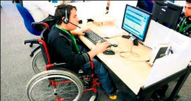 Engelli istihdamında teknoloji ilk sırada