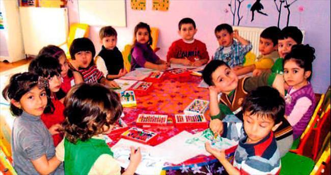 Okul öncesi eğitimde 720 bin iş fırsatı