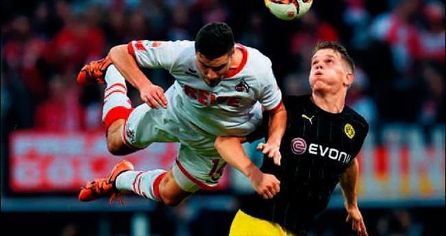 B.Dortmund'a sürpriz çelme