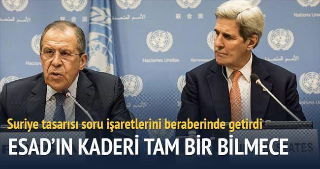 Esad'ın kaderini yine pas geçtiler