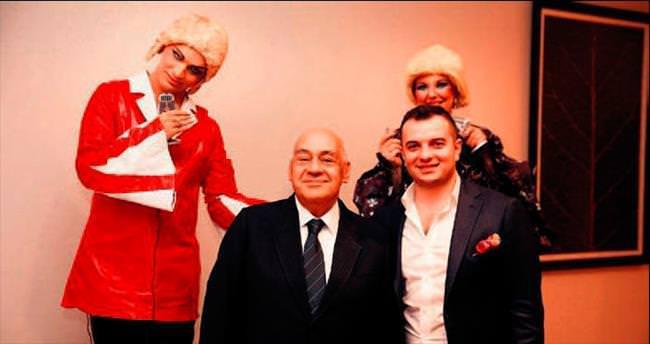 Gazino eğlencesi Kıbrıs'a taşındı