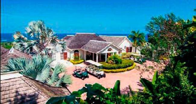 Jamaika'da villa için 5 milyon dolar lazım