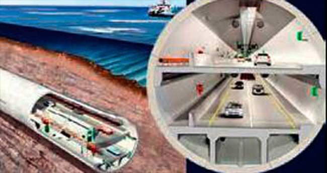 Üç katlı İstanbul tüneline 16 başvuru