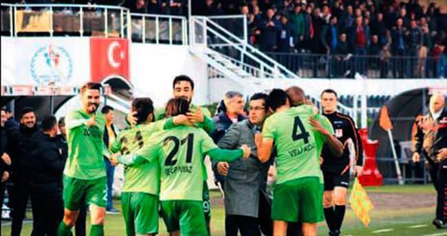 Denizlispor gol şov yaptı: 4:1