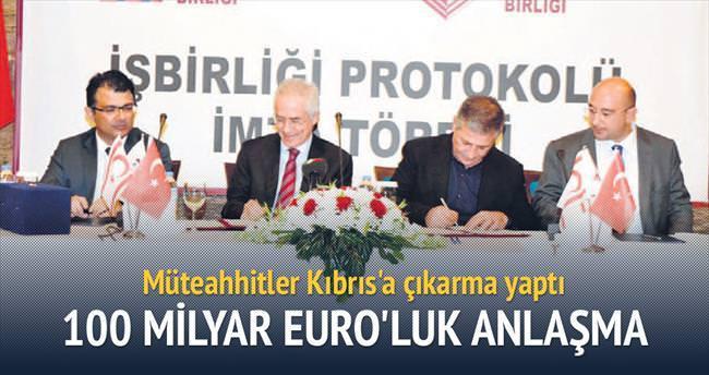 100 milyar euro için anlaştılar