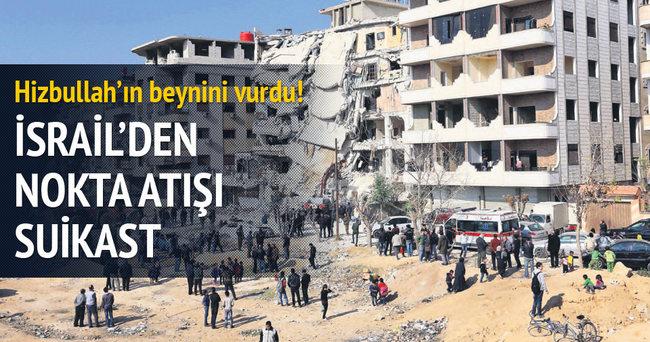 İsrail'den nokta atışı suikast