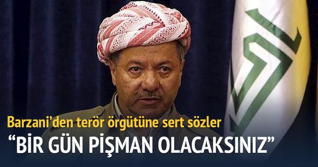 Barzani'den PYD'ye: İşgalciler