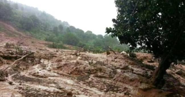 Çin'deki heyelan: 91 kayıp