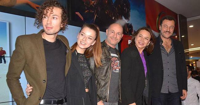 'Nadide Hayat' filminin Antalya galası yapıldı