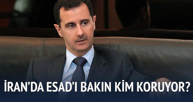 Esad'ı Rus uçakları koruyacak
