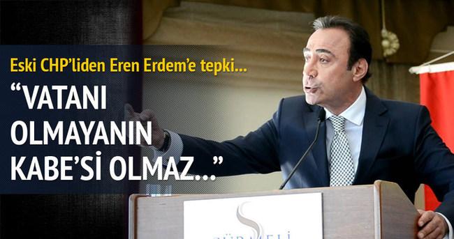 Berhan Şimşek'ten Eren Erdem'e tepki!