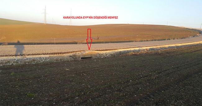 PKK'nın mayın tuzağı imha edildi!