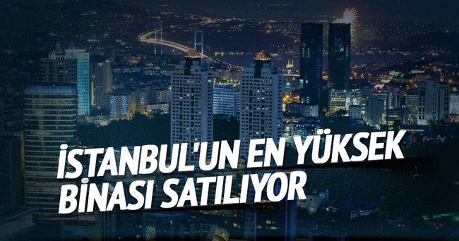 İstanbul Sapphire satılıyor