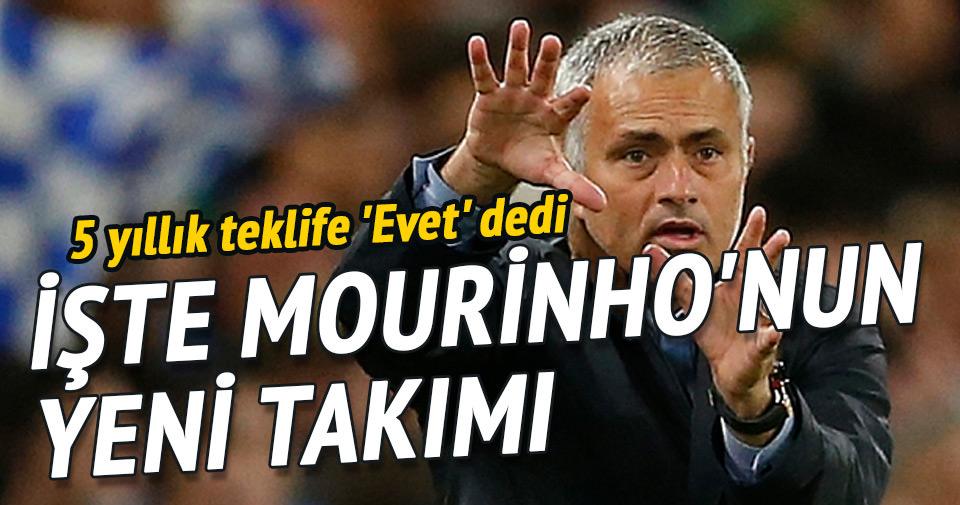 Mourinho Manchester United yolunda