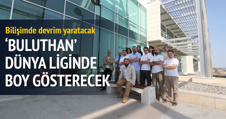 Türk teknolojisi 'Buluthan', dünya liginde boy gösterecek