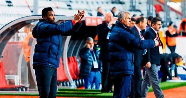 UEFA TFF'ye Eto'o'yu sordu
