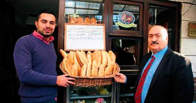 Fırıncıdan kayıt dışı ekmek isyanı
