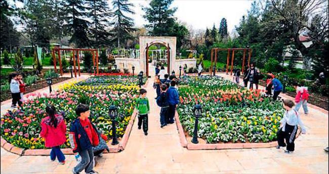 Botanik bahçesiyle doğa sevgisi aşısı