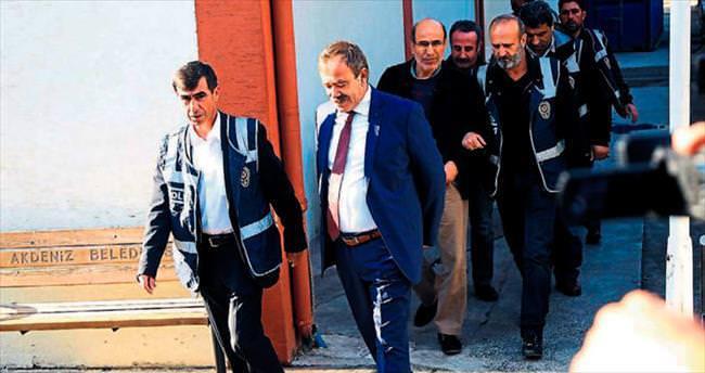 HDP'li Başkan Türk adliyeye sevk edildi