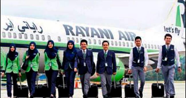Malezya'da İslami havayolu şirketi uçuşta
