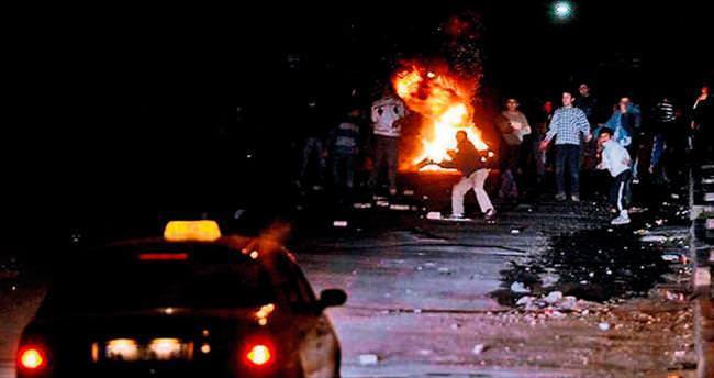 Mahallelinin terör isyanı