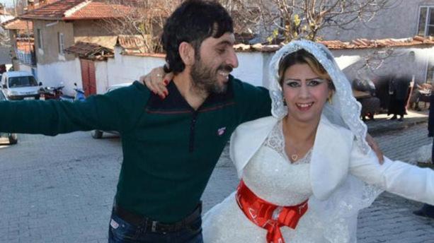 Evlendiği kadın uyutup, altınlarla kaçtı