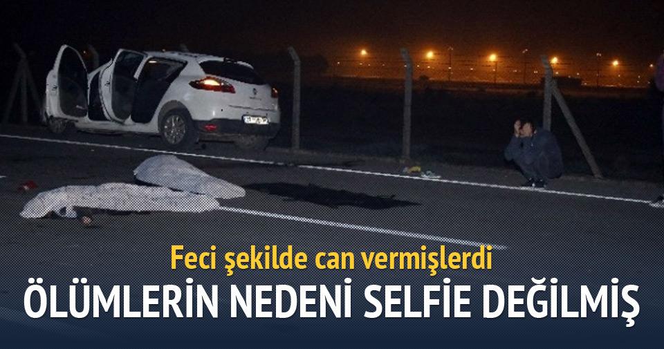 Ölümlerin nedeni selfie değilmiş