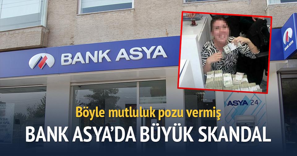 Bank Asya'da kara para skandalı