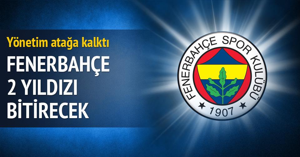 Fenerbahçe 2 yıldızı bitirecek