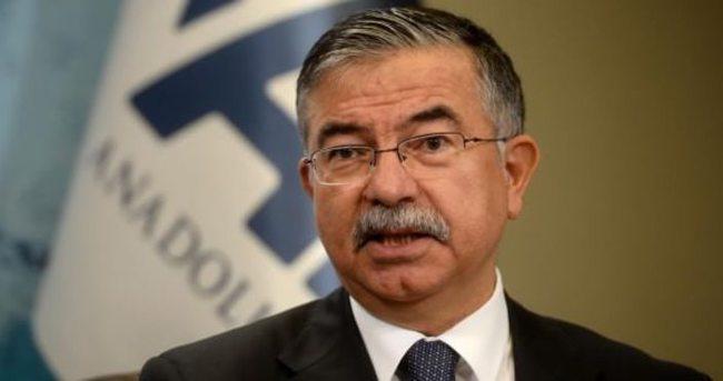 Bakan Yılmaz: Türk askeri Musul'da kalacak