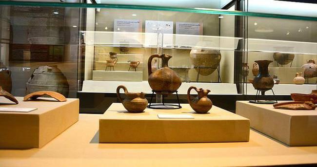 Bu müzede 7 uygarlıktan eserler sergileniyor