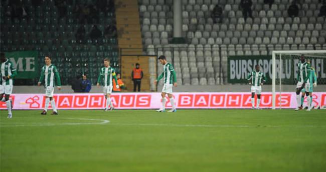 Bursaspor, Atatürk Stadyumu'na veda ediyor