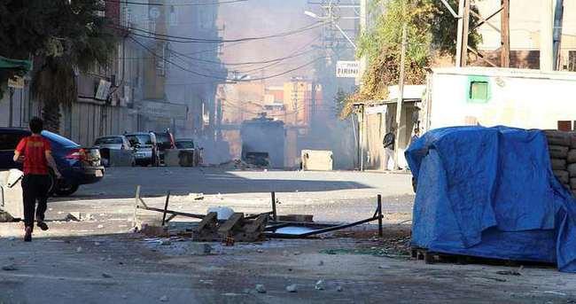Mardin'de izinsiz yürüyüşe müdahale
