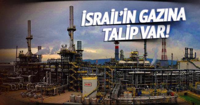 Özel sektör İsrail gazına talip