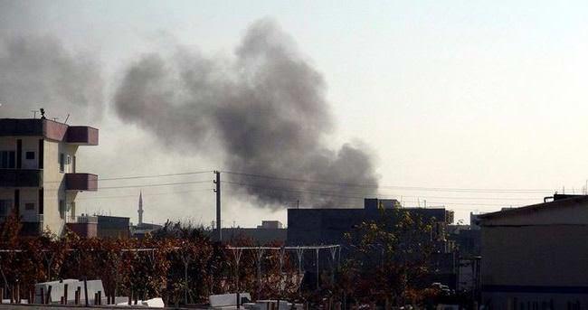 Mardin'de patlama: 2 ölü