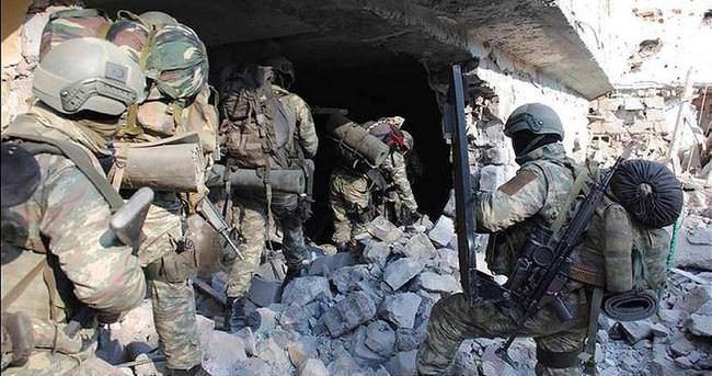 Diyarbakır'da 15 PKK'lı terörist etkisiz hale getirildi
