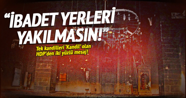 HDP'den ilginç Mevlid Kandili mesajı