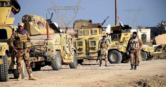 Irak'ta DAEŞ'e büyük operasyon